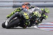 Brno 04.08.2019 - Moto GP 2019 - Valentino Rossi a Cal Crutchlow