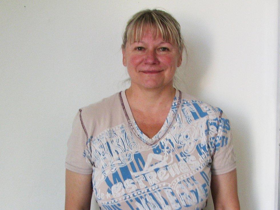 Třiapadesátiletá Švédka Milena Söderbergová se učí česky.