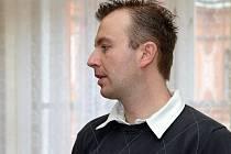 Tomáš Ševela u brněnského soudu.