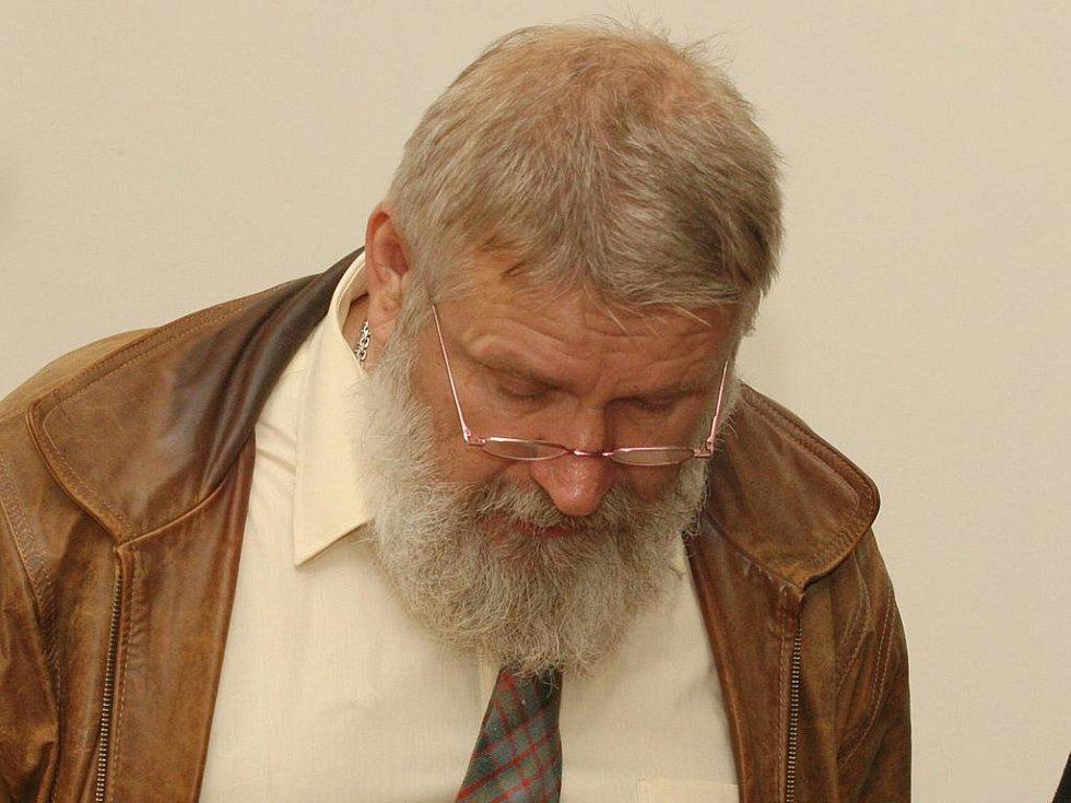 Jiří Tomek.