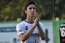 Fotbalista Tomáš Machálek.