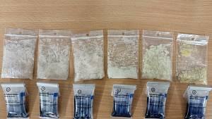 Kriminalisté v Brně zajistili u cizince drogy za půl milionu korun.