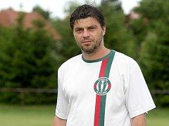 Milan Pacanda v dresu Vícemilic.