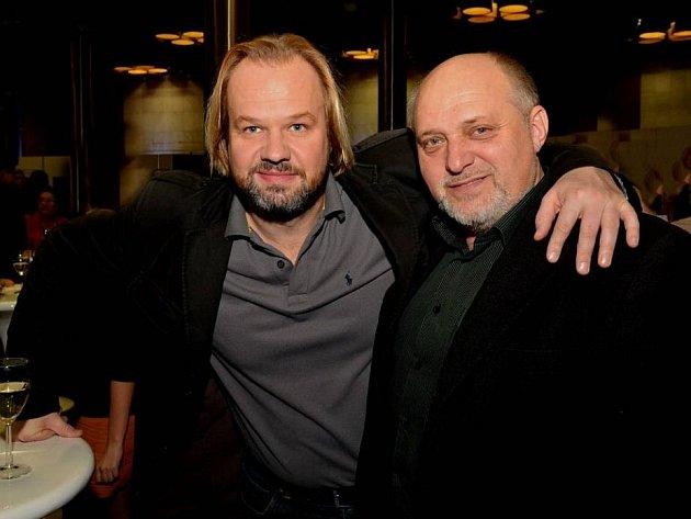 Petr Gazdík a Jan Ježek.