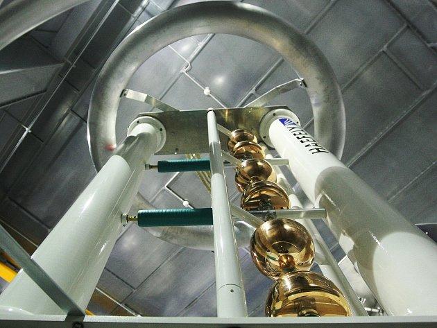 Novou laboratoř na výrobu blesků odhalili vědci z brněnské VUT.