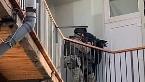 Muž v bytě ve Václavské ulici v Brně vyhrožoval zabitím rukojmí