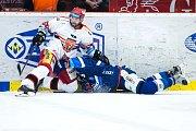 Extraliga hokej Mountfield Hradec Králové vs. Kometa Brno