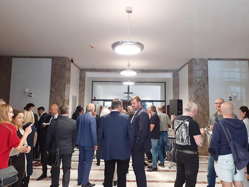 Budova Českého rozhlasu Brno prošla celkovou rekonstrukcí. Ve středu byla slavnostně otevřena.