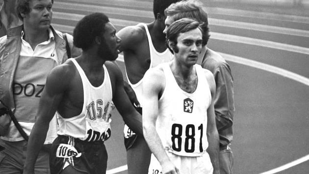 Brněnský překážkář Lubomír Nádeníček si v kariéře nejvíc cení sedmého místa z olympijského finále v Mnichově z roku 1972.