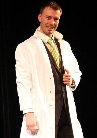 Radovan Hudák působí jako anatom na Anatomickém ústavu Lékařské fakulty.