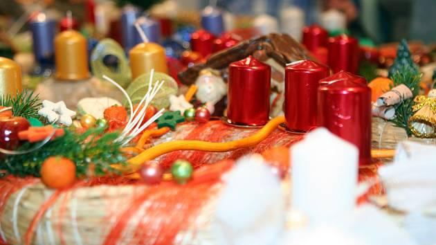 Vánoční trhy na brněnském výstavišti