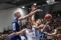 Brněnští basketbalisté.