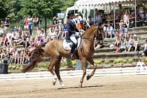 Dvojnásobným triumfem nizozemské jezdecké školy skončily mezinárodní závody Světového poháru v drezuře koní, které o víkendu hostil brněnský areál Panská lícha.