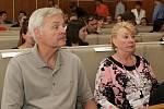 Rodiče Kevina Dahlgrena na druhém jednání Krajského soudu v Brně.