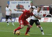 Zbrojovka Brno - Viktoria Plzeň 0:1.