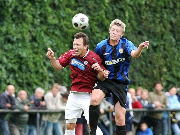 Zbrojovku zachránilo až hubené vítězství 2:1, které si odvezla ze hřiště brněnské Sparty hrající čtvrtou nejvyšší soutěž.