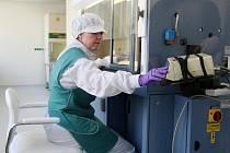 Klinika nukleární medicíny Fakultní nemocnice Brno otevřela novou přípravnu radiofarmak.