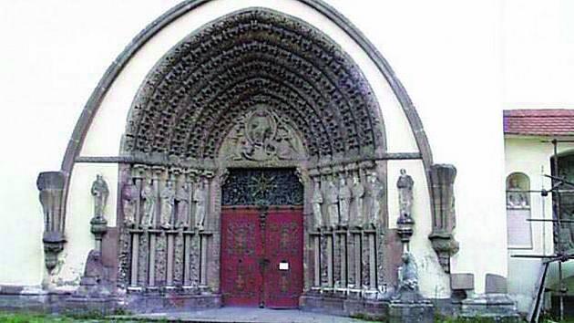 Klášter Porta Coeli v Předklášteří u Tišnova