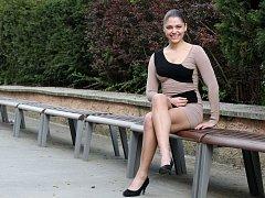 Lovkyně Michaela Fialová přednášela na Mendelově univerzitě.