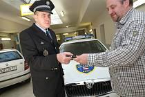 Nového pomocníka mají od pátku strážníci sloužící v brněnském revíru Střed.