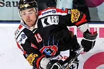 Hokejový útočník Pavel Rosa se po letech v zahraničí rád vrátil do České republiky.
