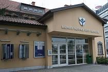 Radnice městské části Brno-jih.