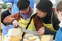 Brňané mohou přímo na náměstí Svobody ochutnávat nejrůznější speciality ze středomořské kuchyně.