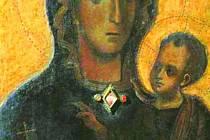 Svatotomská madona, kostel Nanebevzetí Panny Marie na Starém Brně