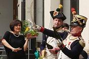 Nádvoří Ditrichsteinského paláce na Zelném trhu v Brně v sobotu zaplnili milovníci vína. Ochutnávali dvě stě padesát druhů z několika zemí.