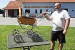 Brno 28.7.2020 - Retro muzeum Na statku