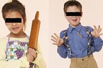 Sourozenci Olinka a Jirka doma tyranizovali rodiče. Dokonce jim zakazovali televizi.