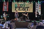 Letovický zámek ovládl tradiční BiGy Fest.