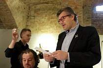 Zkladatel Grand restaurant festivalu Pavel Maurer.