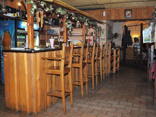 Restaurace Valhalla.