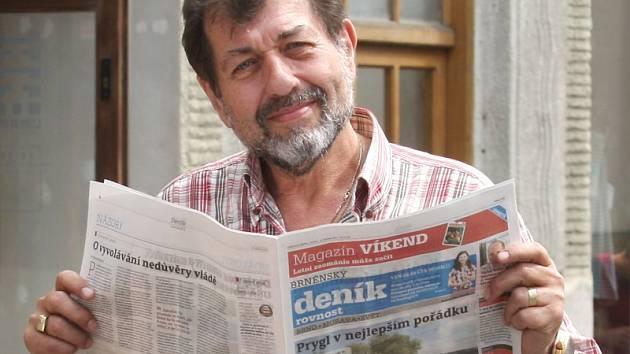 Zdeněk Junák, ambasador Brněnského deníku