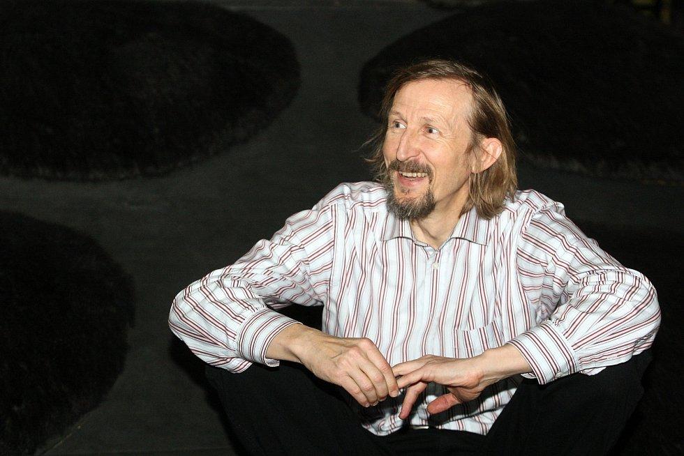 Herec Vladimír Javorský.