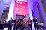 Brno 17.11.2020 - Rozsvítíme demokracii státní hymnou - brněnské Mahenovo divadlo