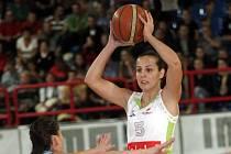 Basketbalistka Imosu Brno Veronika Vlková.