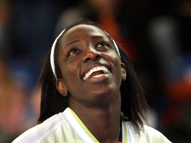Africká perla basketbalistek Gambrinusu Hamchetou Maiga-Baová.
