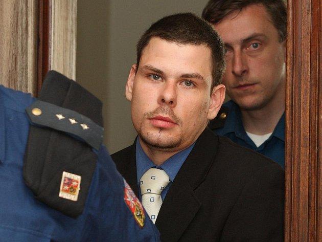 Martin Gross u Krajského soudu v Brně.