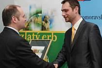 Vyhlášení soutěže o nejlepší webové stránky Zlatý erb.