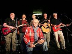Rocková skupina Synkopy 61 oslavila padesáté výročí založení.