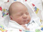 Jakub Janda z Kuřimi nar. 7.9.2015 v Nemocnici  Milosrdných bratří