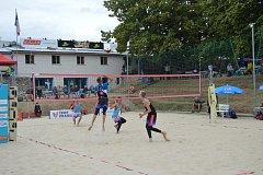 Brněnští bechvolejbalisté na domácím mistrovství vládli