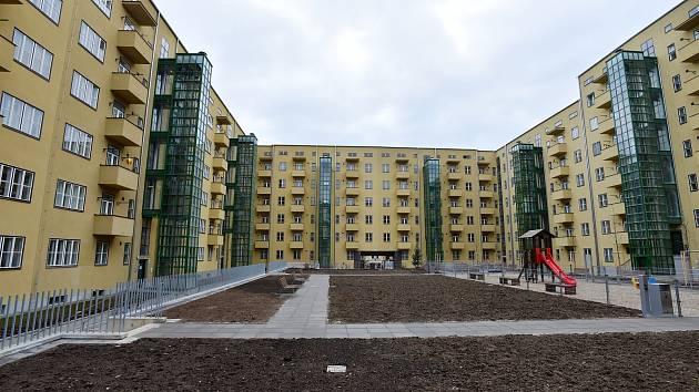 Byty v Brně. Ilustrační foto.