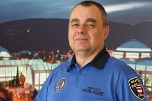 Rozhovor na konci týdne s ředitelem Městské policie Brno Lubošem Oprchalem.