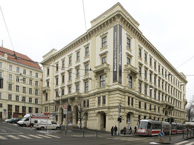 Šilingrovo náměstí v Brně.