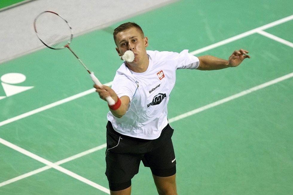 Mezinárodní mistrovství ČR v Badmintonu – Adam Cwalina (POL)