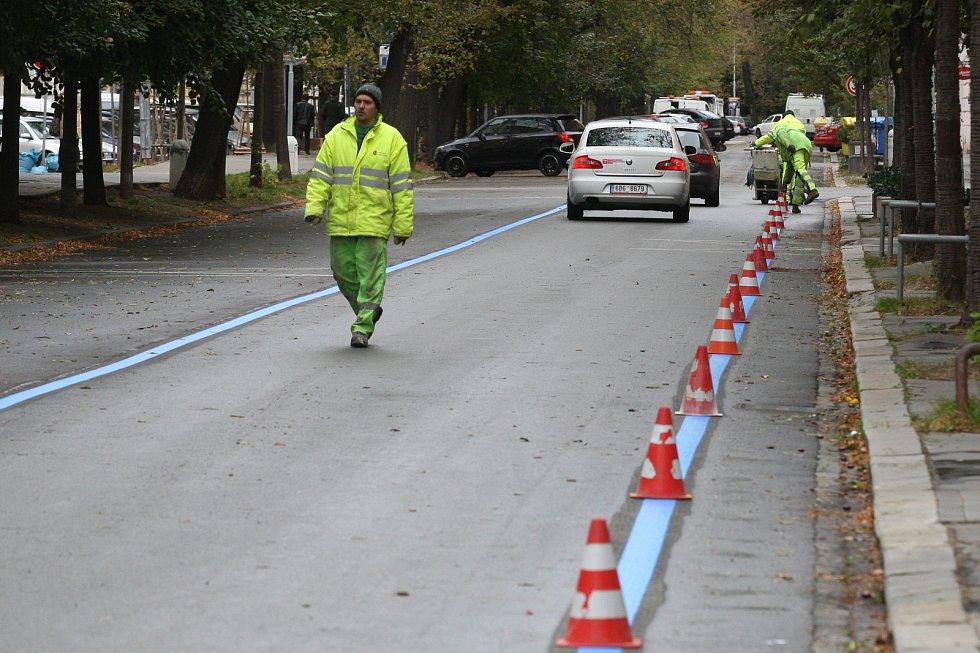 Rezidentní parkování v Brně nově funguje v dalších třech částech města.
