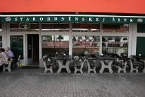 Restaurace Starobrněnskej šenk.